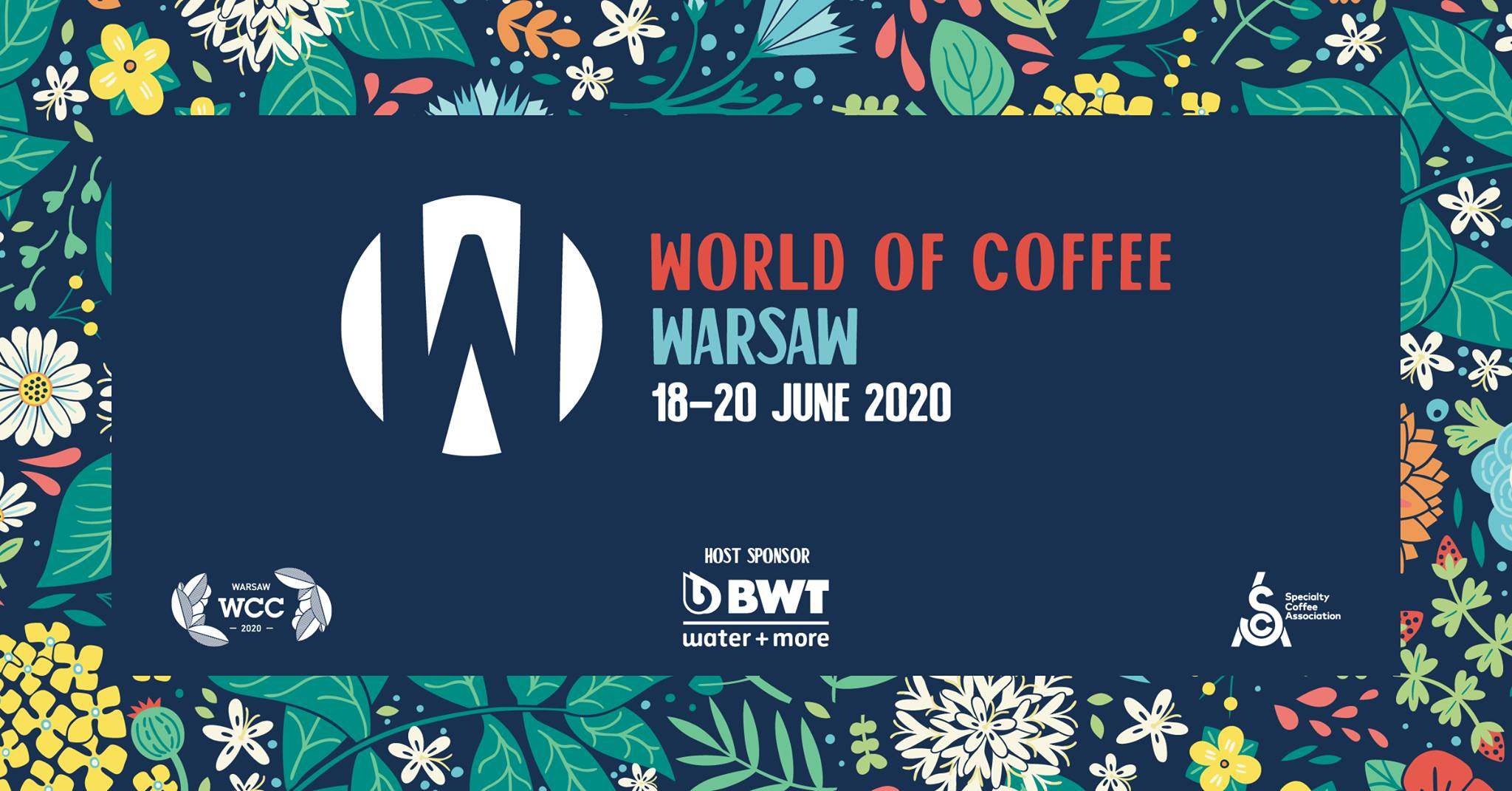 World of Coffee Warsaw 2020