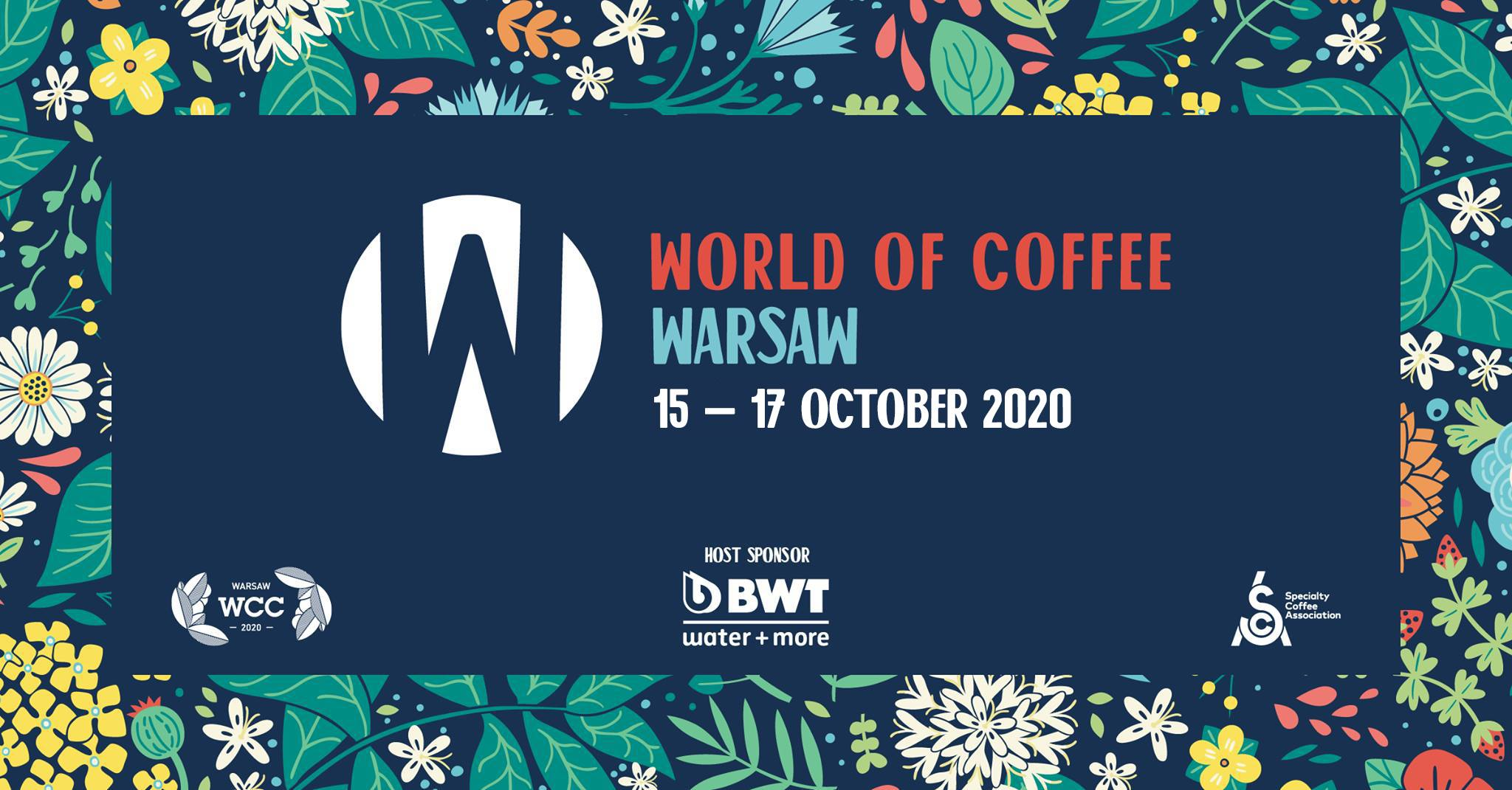 World of Coffee Warsaw 2020