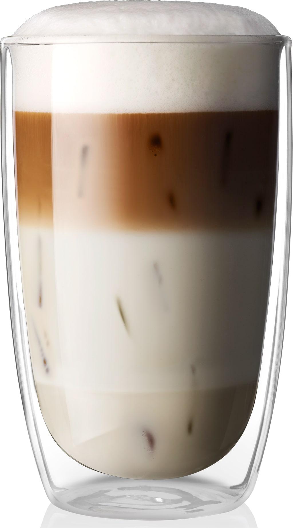 Latte z ekspresu gastronomicznego WMF