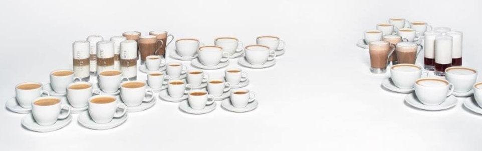 Kawy z automatycznego ekspresu do gastronomii