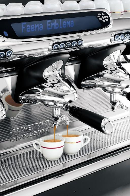 Ekspres do kawy Faema Emblema