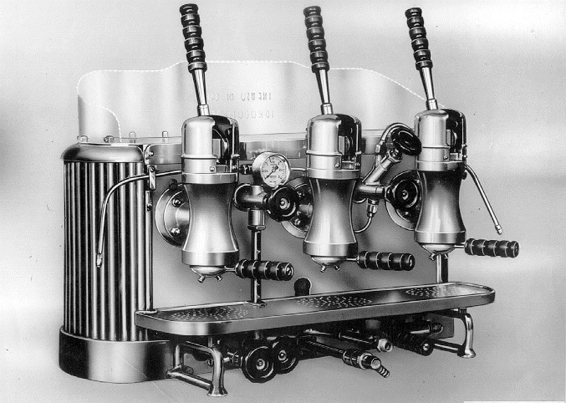 Ekspres do kawy Faema Marte 1950