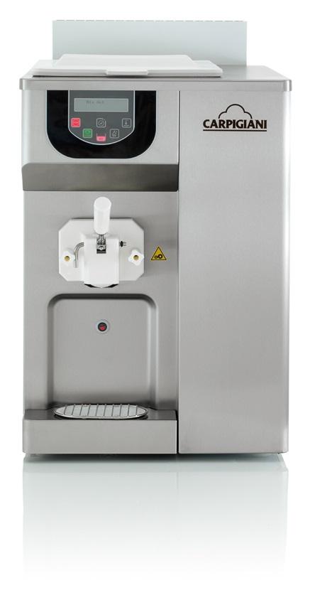 Automaty do lodów włoskich Carpigiani 191