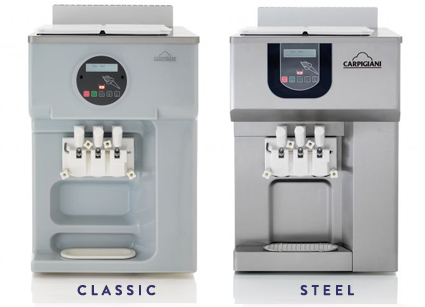 Automaty do lodów włoskich Carpigiani 193