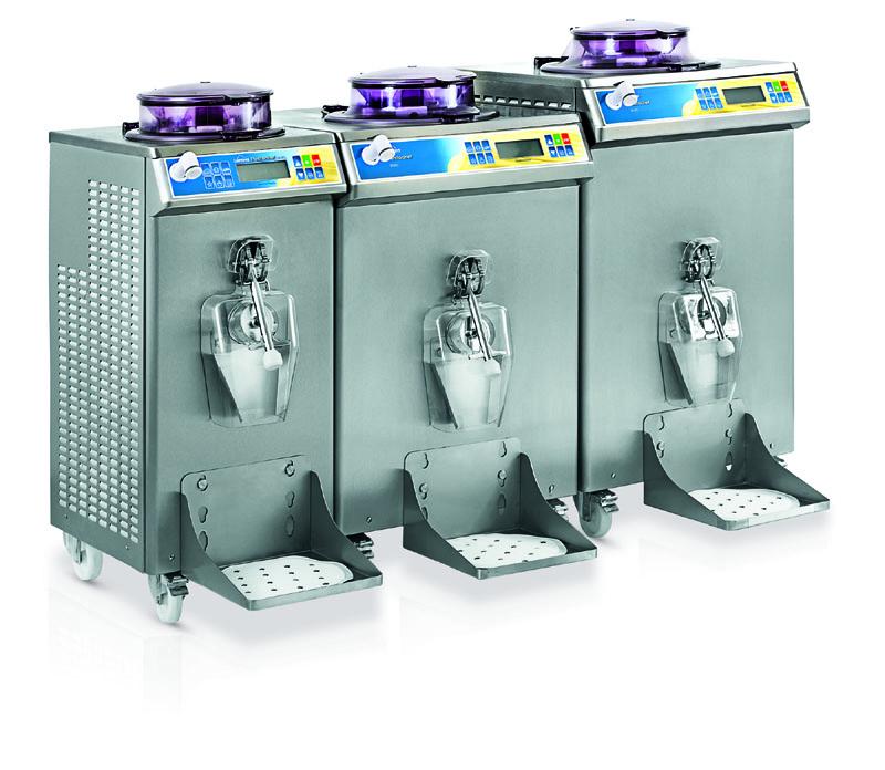 Maszyny cukiernicze Carpigiani RTL
