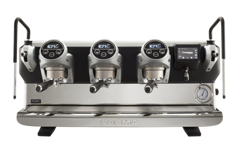 Profesjonalny ekspres do kawy do kawiarni ciśnieniowy Faema E71E GTi