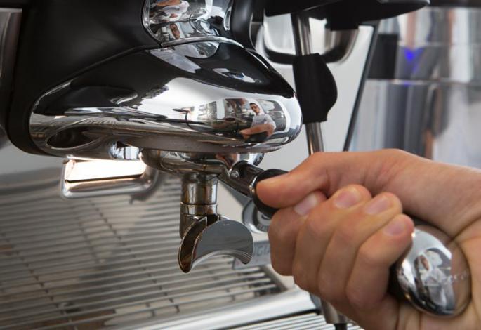 Profesjonalny ekspres do kawy Faema Emblema