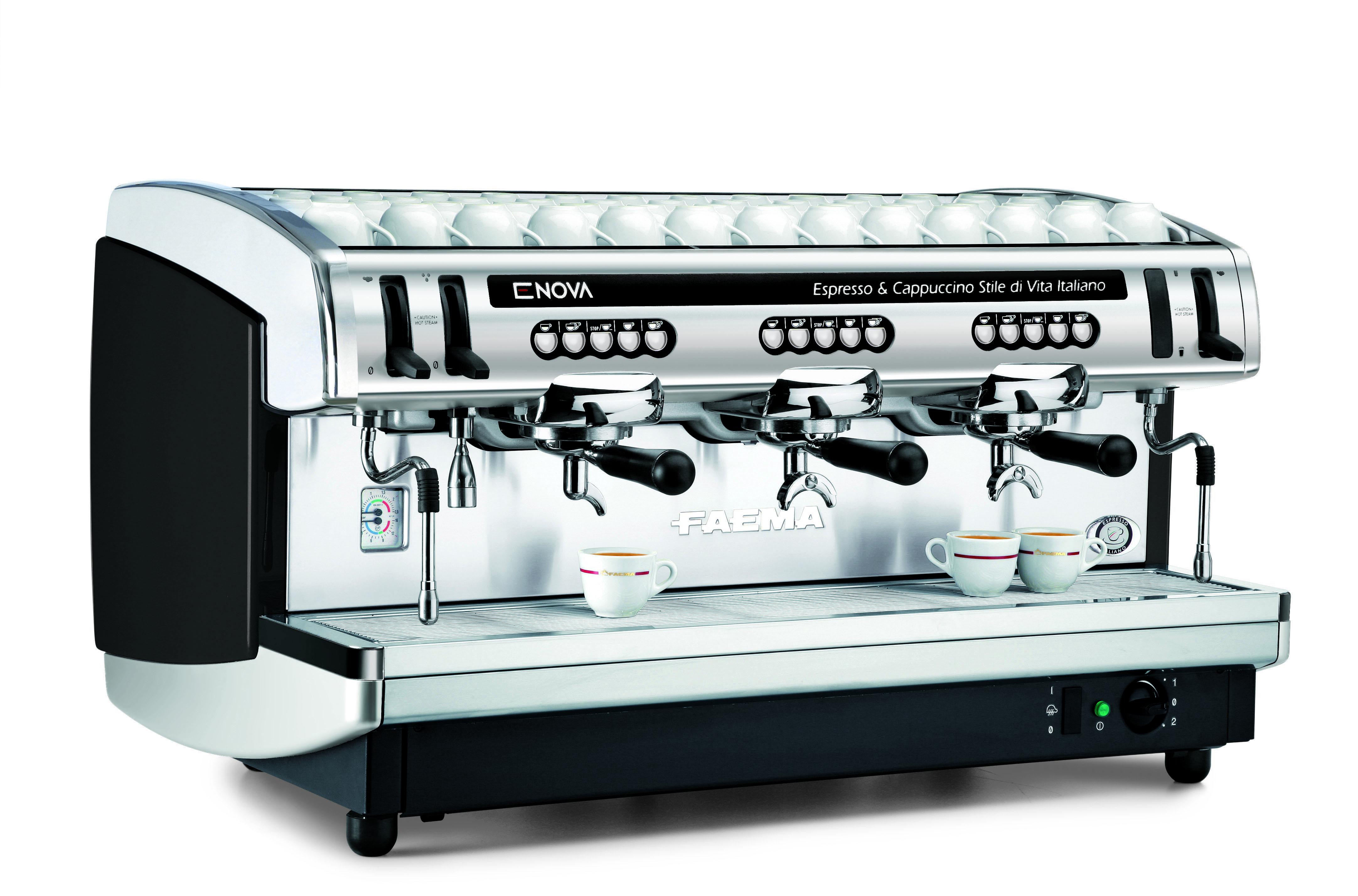 Ciśnieniowy ekspres do kawy dla kawiarni