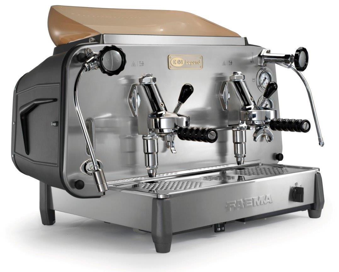 Wyposażenie kawiarni ekspres Faema E61 Limited Edition