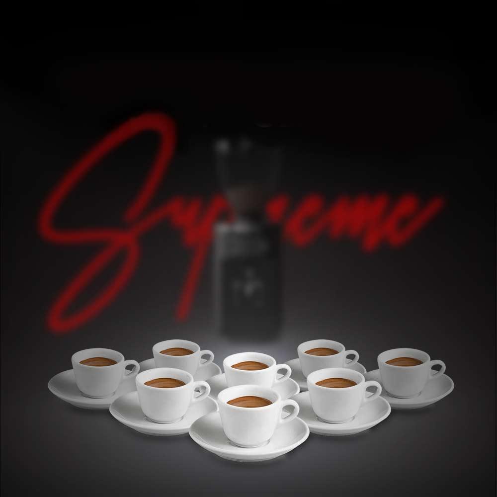 Mahlkoenig E80 Supreme Najszybszy młynekespresso do kawiarni w swojej klasie