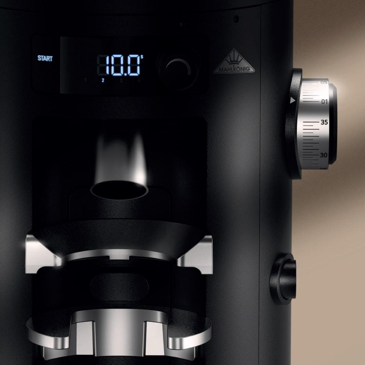 Programowianie i ustawianie młynka do kawy Specjalne żarna młynka do kawy Mahlkönig X54