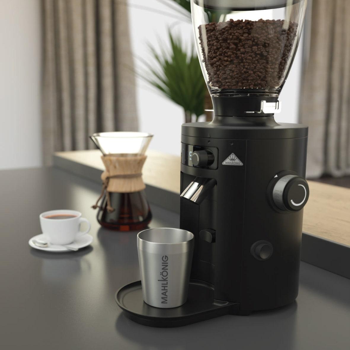 W młynkach do kawy każdym gram kawy jest ważny  Mahlkönig X54