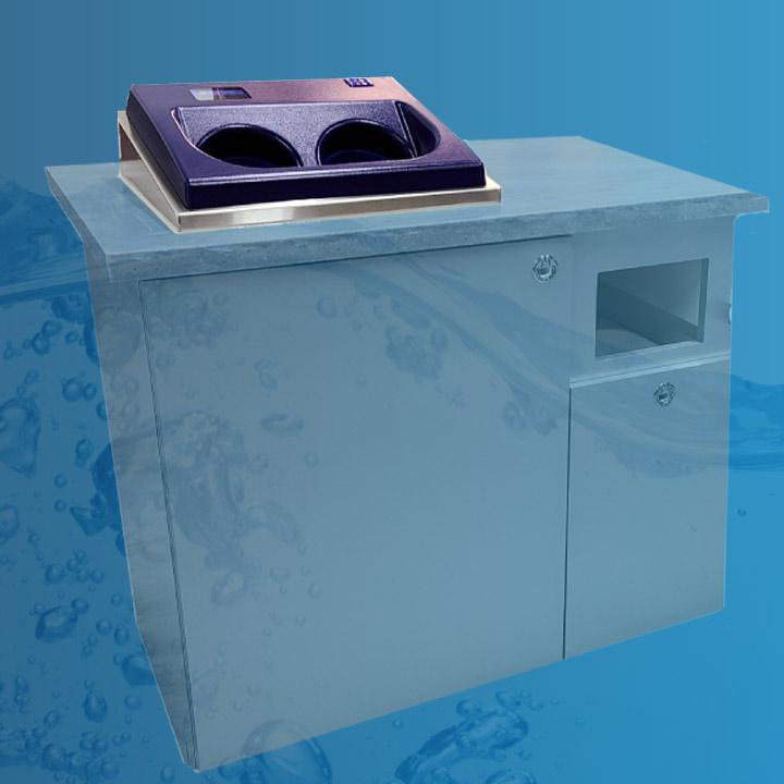 Automatyczne mycie rąk dłoni Meritech Cleantech ELF-C