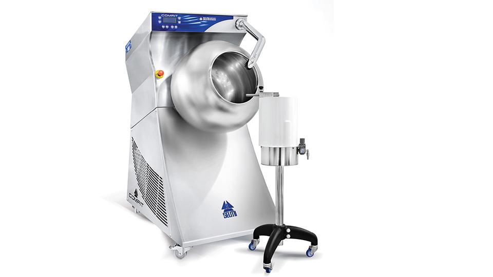 Maszyna do produkcji draży czekoladowych Selmi Comfit