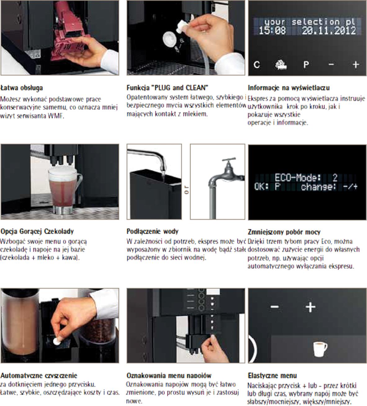Cechy automatycznego ekspresu do kawy