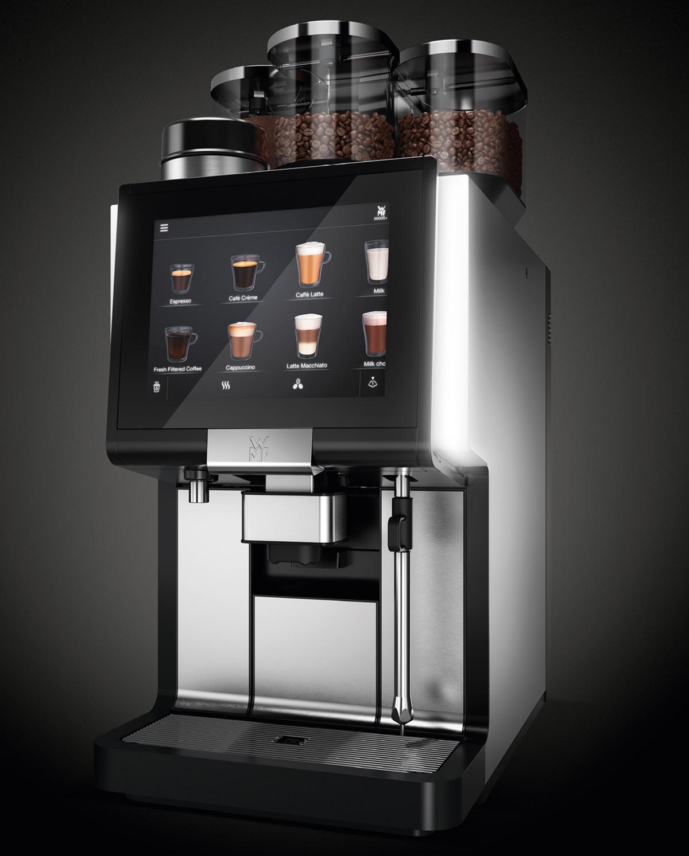 Profesjonalny automatyczny ekspres do kawy WMF 5000 S+