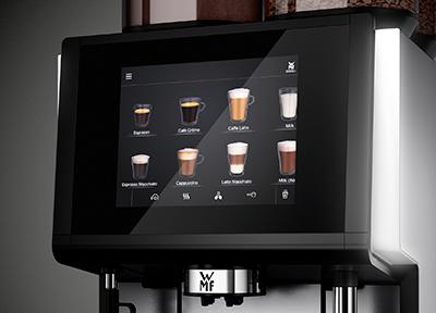 Automatyczny ekspres do kawy WMF 9000 S + wyświetlacz
