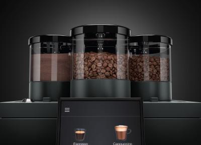 WMF 1300 S zbiorniki na produkty