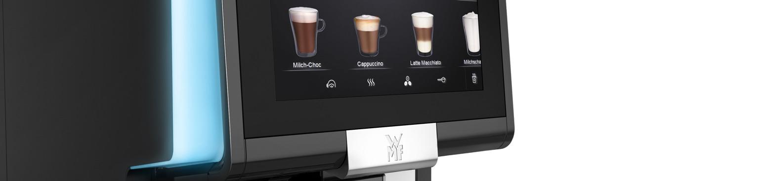 Panel sterowania ekspresu do kawy WMF