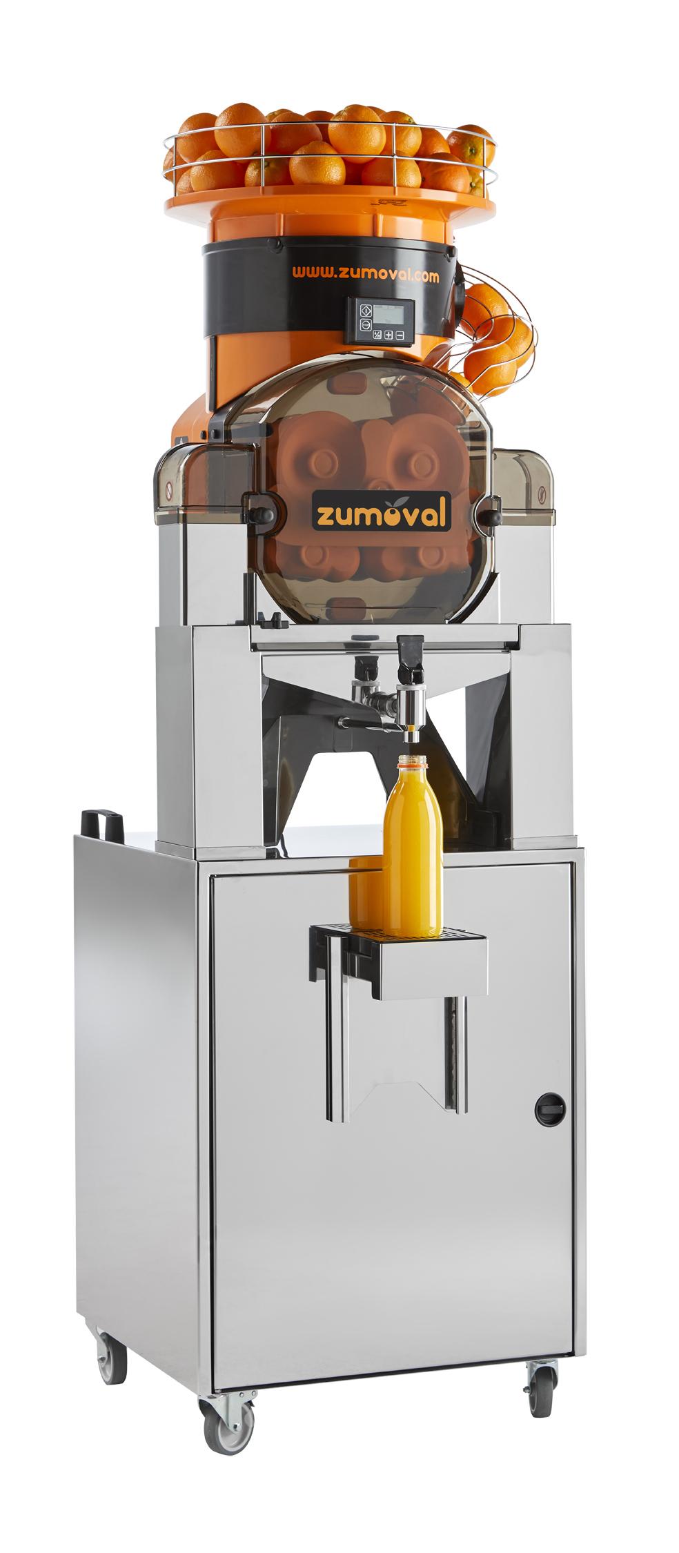 Automatyczna wyciskarka do pomarańczy z podstawą